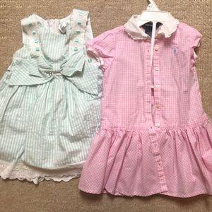 Spring Dresses- Ralph Lauren & Rare Editions